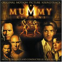 Cover Soundtrack / Alan Silvestri - The Mummy Returns
