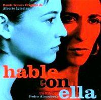 Cover Soundtrack / Alberto Iglesias - Hable con ella
