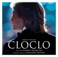 Cover Soundtrack / Alexandre Desplat - Cloclo