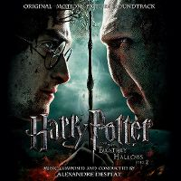 Cover Soundtrack / Alexandre Desplat - Harry Potter And The Deathly Hallows Part 2