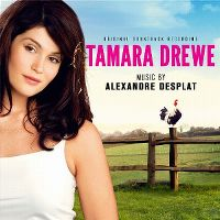 Cover Soundtrack / Alexandre Desplat - Tamara Drewe
