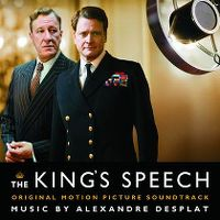 Cover Soundtrack / Alexandre Desplat - The King's Speech