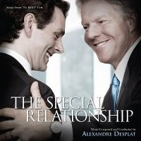 Cover Soundtrack / Alexandre Desplat - The Special Relationship