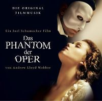 Cover Soundtrack / Andrew Lloyd Webber - The Phantom Of The Opera