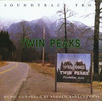 Cover Soundtrack / Angelo Badalamenti - Twin Peaks