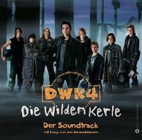 Cover Soundtrack / Bananafishbones - Die wilden Kerle 4 - der Soundtrack