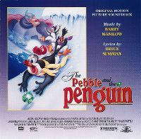 Cover Soundtrack / Barry Manilow / Bruce Sussman - The Pebble And The Penguin