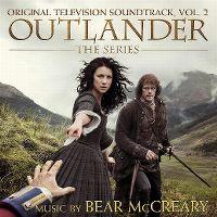 Cover Soundtrack / Bear McCreary - Outlander Vol. 2