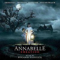 Cover Soundtrack / Benjamin Wallfisch - Annabelle Creation