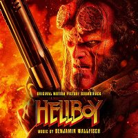 Cover Soundtrack / Benjamin Wallfisch - Hellboy