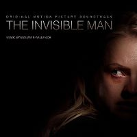 Cover Soundtrack / Benjamin Wallfisch - The Invisble Man