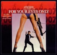 Cover Soundtrack / Bill Conti - For Your Eyes Only