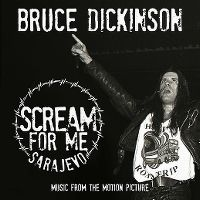 Cover Soundtrack / Bruce Dickinson - Scream For Me Sarajevo