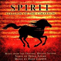 Cover Soundtrack / Bryan Adams / Hans Zimmer - Spirit - Stallion Of The Cimarron