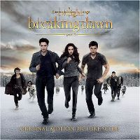 Cover Soundtrack / Carter Burwell - The Twilight Saga: Breaking Dawn - Part 2 - The Score