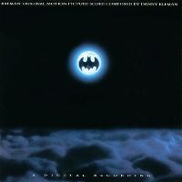Cover Soundtrack / Danny Elfman - Batman Original Motion Picture Score