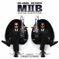 Cover Soundtrack / Danny Elfman - Men In Black II