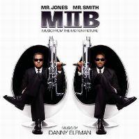 Cover Soundtrack / Danny Elfman - Men In Black II