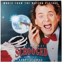Cover Soundtrack / Danny Elfman - Scrooged