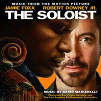 Cover Soundtrack / Dario Marianelli - The Soloist