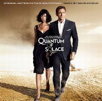 Cover Soundtrack / David Arnold - Quantum Of Solace