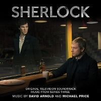 Cover Soundtrack / David Arnold and Michael Price - Sherlock (Series Three)
