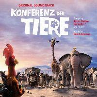 Cover Soundtrack / David Newman / Xavier Naidoo / Naturally 7 - Konferenz der Tiere