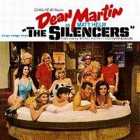Cover Soundtrack / Dean Martin - The Silencers