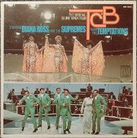 Cover Soundtrack / Diana Ross & The Supremes with The Temptations - T.C.B.