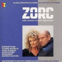 Cover Soundtrack / Dieter Bohlen - Zorc - der Mann ohne Grenzen