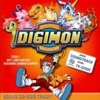 Cover Soundtrack / Digimon - Digimon