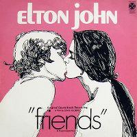Cover Soundtrack / Elton John - Friends (Album)