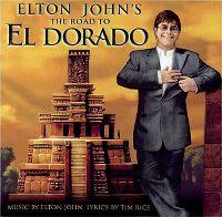 Cover Soundtrack / Elton John & Tim Rice - The Road To El Dorado