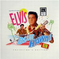 Cover Soundtrack / Elvis Presley - Blue Hawaii