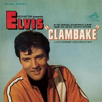 Cover Soundtrack / Elvis Presley - Clambake