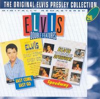 Cover Soundtrack / Elvis Presley - Easy Come, Easy Go / Speedway