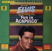 Cover Soundtrack / Elvis Presley - Fun In Acapulco