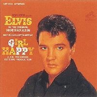 Cover Soundtrack / Elvis Presley - Girl Happy