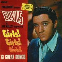 Cover Soundtrack / Elvis Presley - Girls! Girls! Girls!