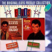 Cover Soundtrack / Elvis Presley - Harem Holiday / Girl Happy