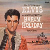 Cover Soundtrack / Elvis Presley - Harem Holiday