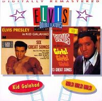 Cover Soundtrack / Elvis Presley - Kid Galahad / Girls! Girls! Girls!