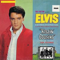 Cover Soundtrack / Elvis Presley - Kissin' Cousins
