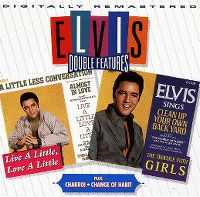 Cover Soundtrack / Elvis Presley - Live A Little, Love A Little / The Trouble With Girls
