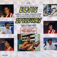 Cover Soundtrack / Elvis Presley - Speedway