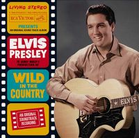 Cover Soundtrack / Elvis Presley - Wild In The Country