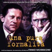 Cover Soundtrack / Ennio Morricone - A Pure Formality