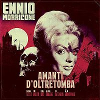 Cover Soundtrack / Ennio Morricone - Amanti d'oltretomba
