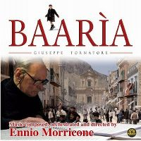 Cover Soundtrack / Ennio Morricone - Baarìa