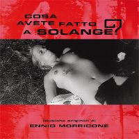 Cover Soundtrack / Ennio Morricone - Cosa avete fatto a Solange?